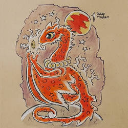 Strawberry Dragon, Crystal Channeling