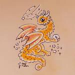 Jupiter Dragon  by Ozzymodan