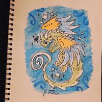 Blue Sky Dragon