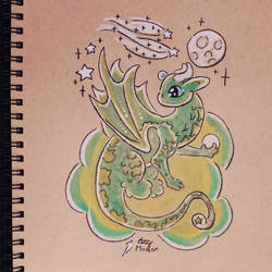 Autumn Equinox Dragon