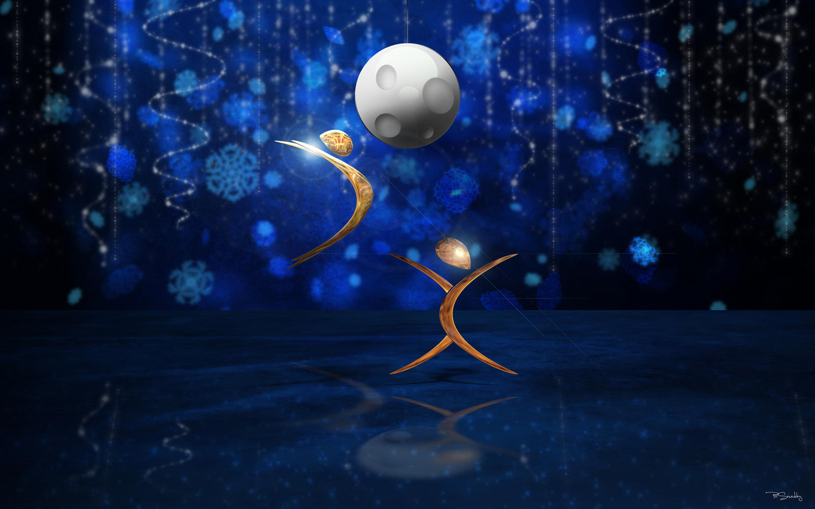 Winter Dance by PoSmedley