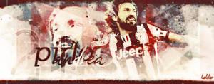 Andrea Pirlo 21 by kekkoART