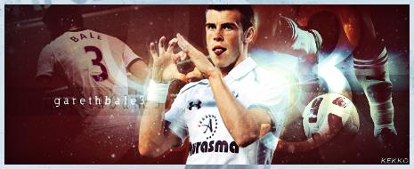 Gareth Bale 3 by kekkoART