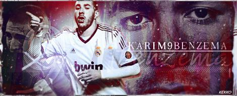 Karim 9 Benzema by kekkoART