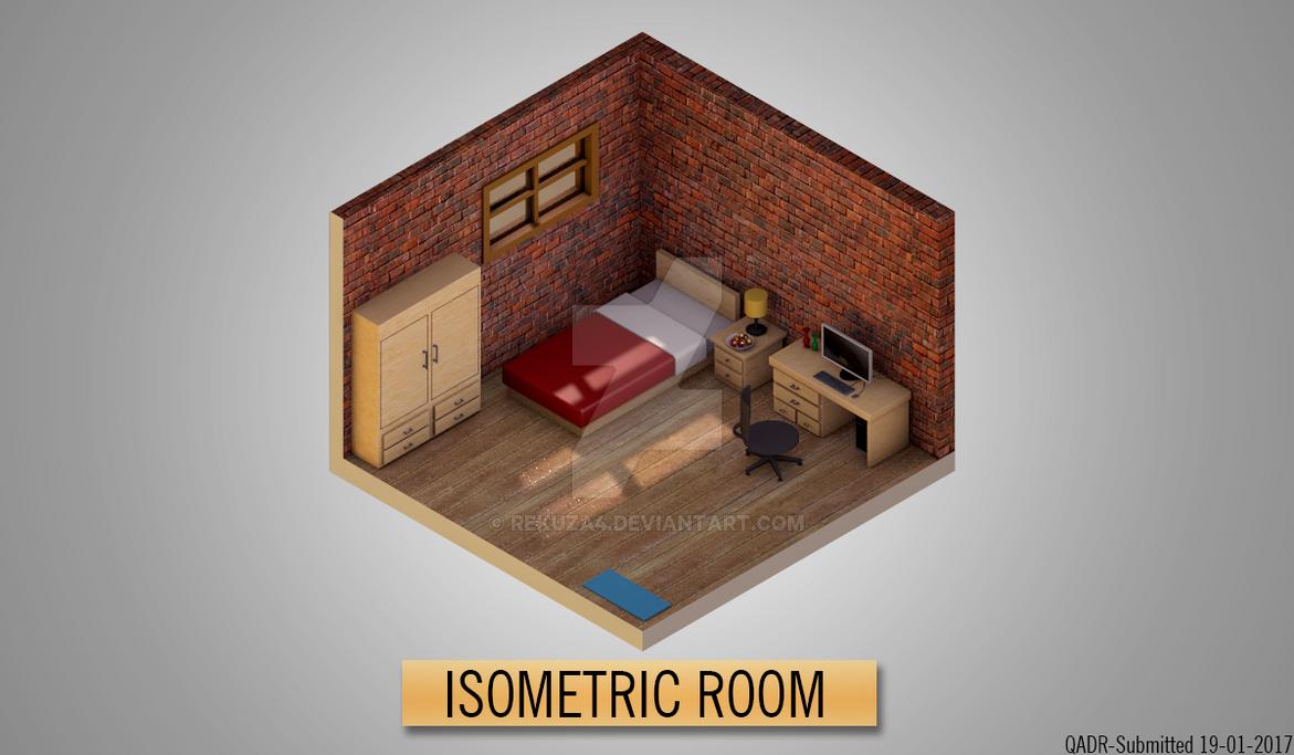 Isometric by rekuza4