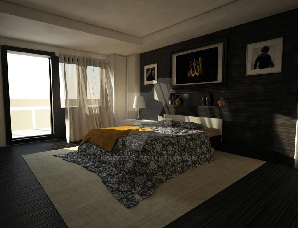 3D Room by rekuza4