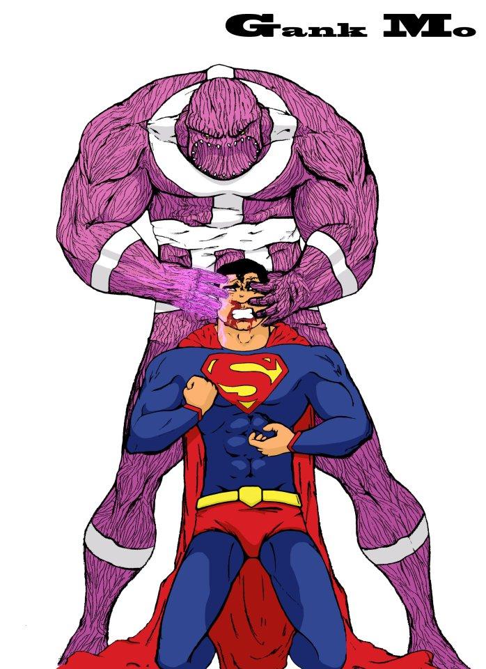 Superman Parasite >> Parasite Superman Colour By Gankmo On Deviantart