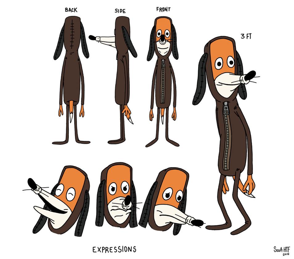 Freedawlin - Character Sheet by Sega-HTF