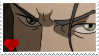 Lin Beifong Stamp by Keyblade--Break