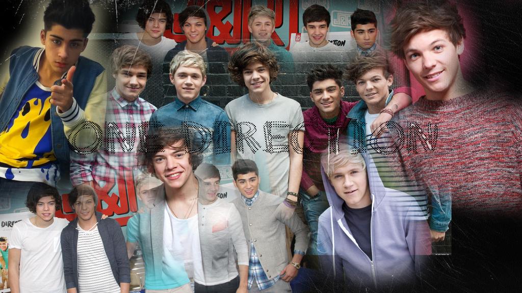 One Direction Wallpaper By Tutorialoza