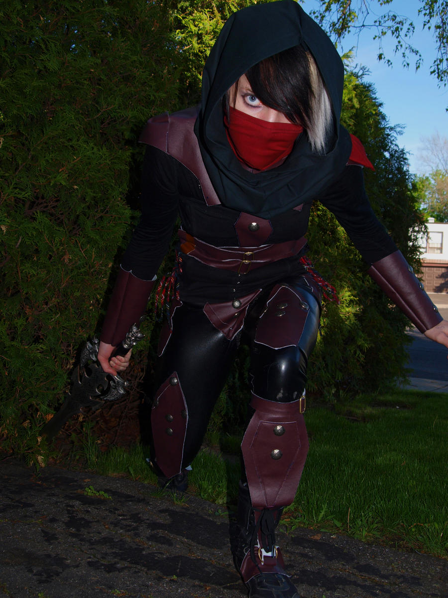 Dark Brotherhood Cosplay by SuspiciousTumbleweed