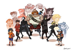 re:Seven by Xenethis-Chimera