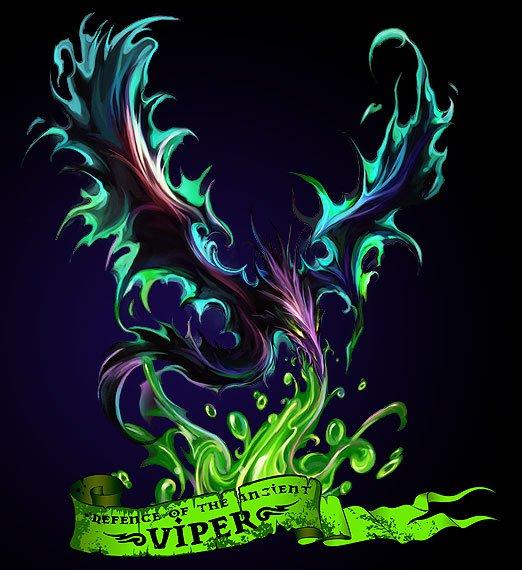 Viper гайд Dota 2