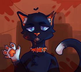 (TW: blood?) Scourge Redo