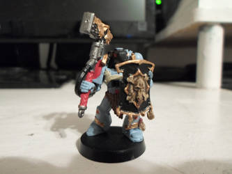Space Wolves Lone Wolf