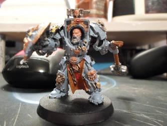 Arjac Rockfist the Anvil of Fenris