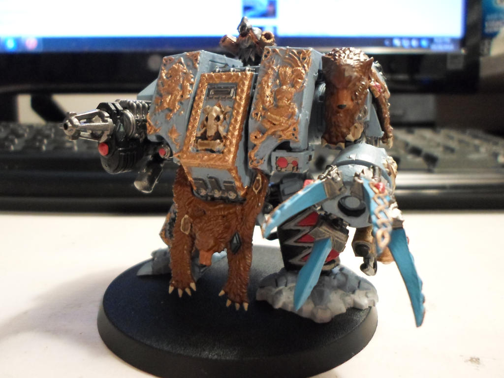 Bjorn the Fellhanded by Wulfspider