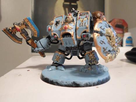 Space Wolf Venerable Dreadnought