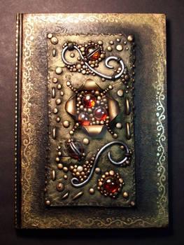 Decorated Blank Journal Jan 09
