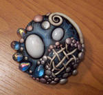 Day at the Beach Brooch