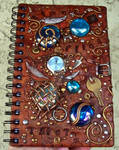 Custom Journal Time Flies