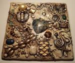 Jasper Mosaic Tile WIP