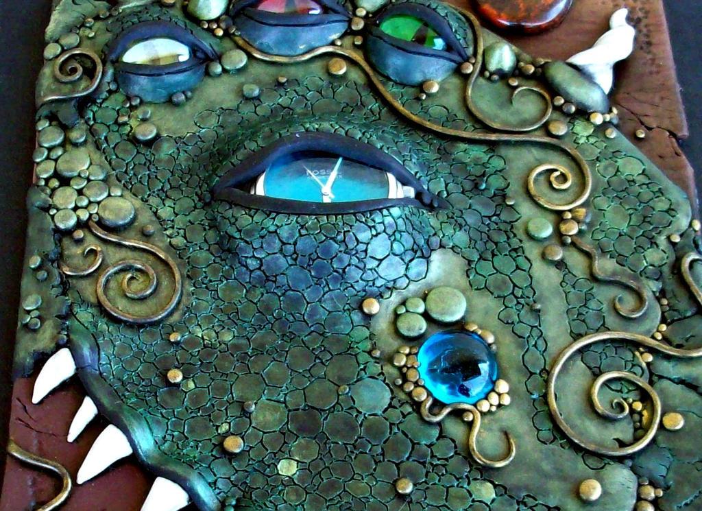 Beast Journal Closeup by MandarinMoon