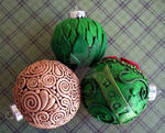 Christmas Ornaments 2010