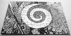 Jigsaw Puzzle Doodle