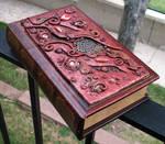 Secret Compartment Book Box 2