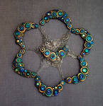 Peacock Bubble Necklaces Photo 2