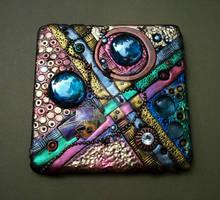 Metallic Texture Tile