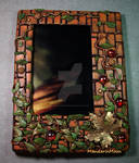 Garden Wall Photo Frame