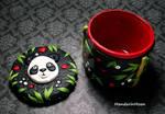 Panda Box open