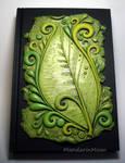 Spring leaf journal