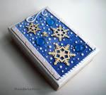 Snowflake Paperboard Box
