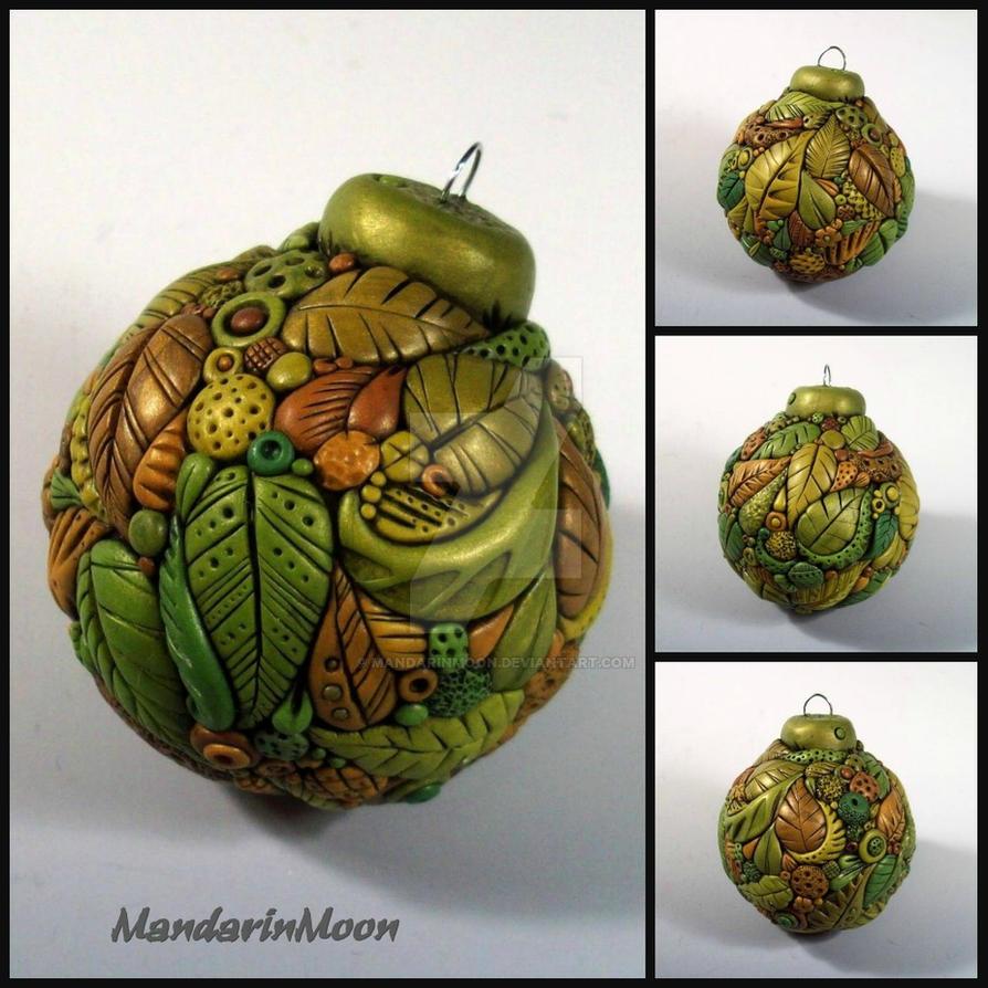 Woodland Ornament by MandarinMoon