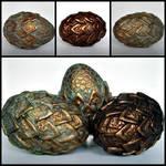 Dragon Eggs Ancient Metals