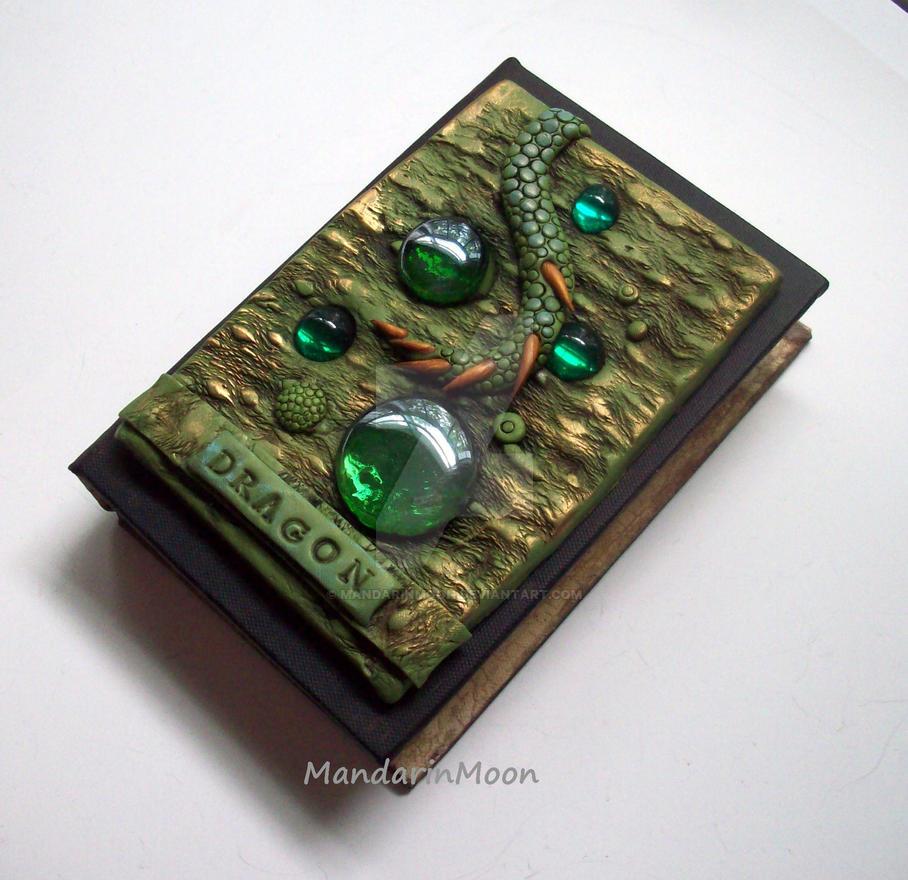 Dragon Book Box by MandarinMoon