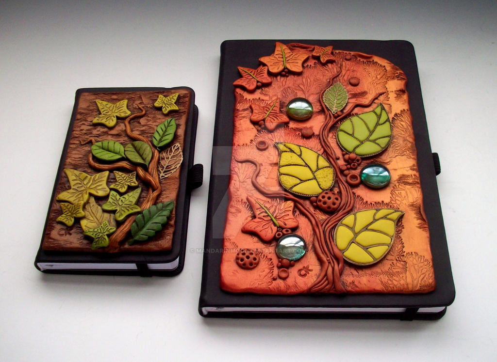 Autumn Leaves Journal Covers