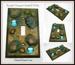 Buried Treasure Switchplate