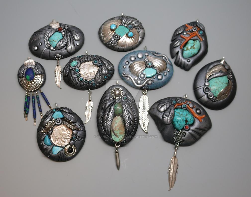 Southwest Inspired Jewelry by MandarinMoon