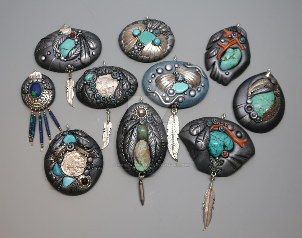 Southwest Inspired Jewelry