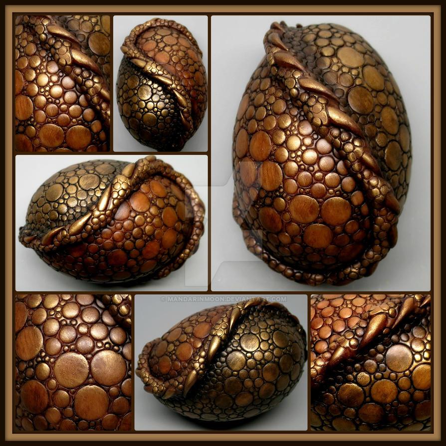 Dragon Talon Egg by MandarinMoon