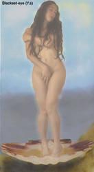 Not Botticelli But Still.... by blackest-eye