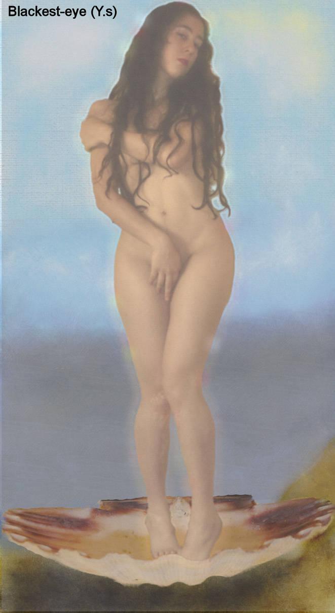 Not Botticelli But Still....