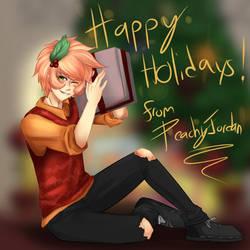 Happy Holidays! by PeachyJordan