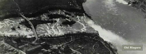 1937 American Falls Area Cover by Niagara14301