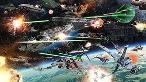 Star Wars: Battle of Endor - Rebels on the run