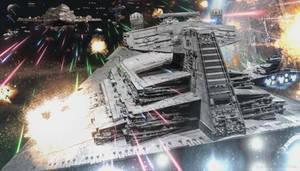 Star Wars: Rebel Ambush by TDSOD